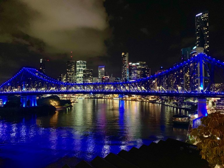 Brisbane Greek Blue